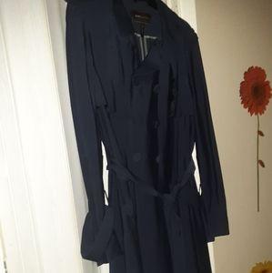 Sexy navy dress